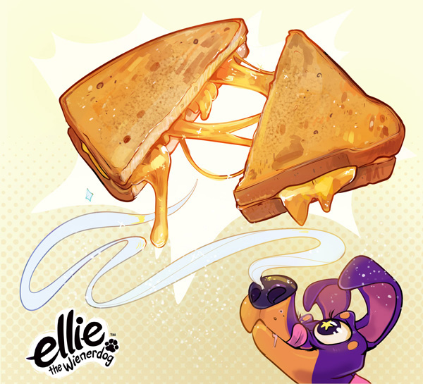 It's National Grilled Cheese Sandwich Day! Woohoo!